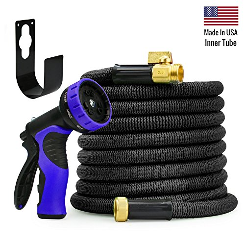 WORLD'S STRONGEST EXPANDABLE GARDEN HOSE WITH MADE IN USA