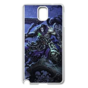Darksiders Samsung Galaxy Note 3 Cell Phone Case White TPU Phone Case SV_241878