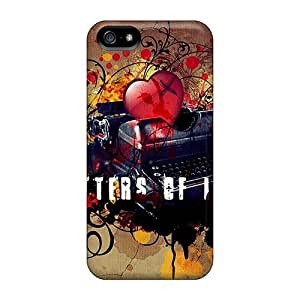 For Ipod Touch 4 Phone Case Cover - PC Case Protective- Letters Of Love