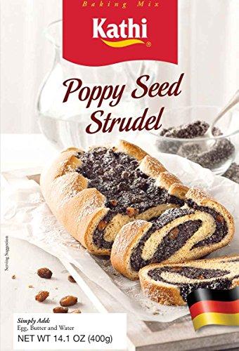 Kathi Poppy Seed Strudel Baking Mix, 14.1 ()