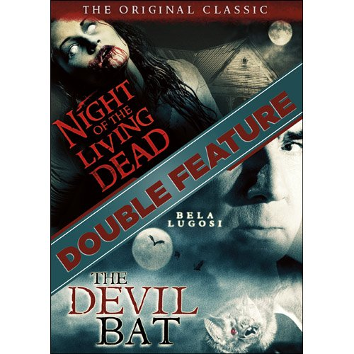Night of the Living Dead / The Devil Bat