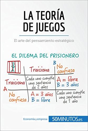 La teoría de juegos: El arte del pensamiento estratégico (Gestión y Marketing) (Spanish Edition)