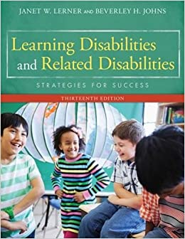 Learning Disabilities And Related Disabilities: Strategies For Success Mobi Download Book