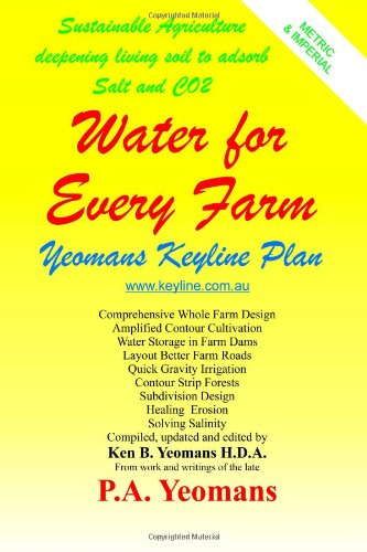 Water For Every Farm  Yeomans Keyline Plan