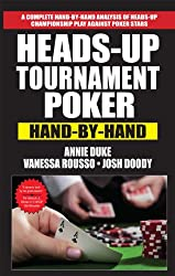 Heads Up Tournament Poker (English Edition)