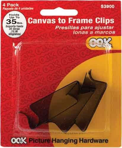 Expert choice for canvas frame clips