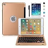 Best Boriyuan Keyboard Case For Ipad Airs - BoriYuan Slim iPad Mini 4 Case with Keyboard Review