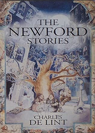 book cover of The Newford Stories
