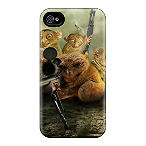 New Premium Nku36044sEmP Cases Covers For Iphone 6/ Pygmy Lorises Protective Cases Covers