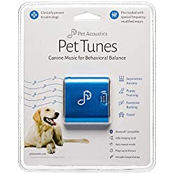 Image of the product Pet Tunes Bluetooth that is listed on the catalogue brand of Pet Acoustics.
