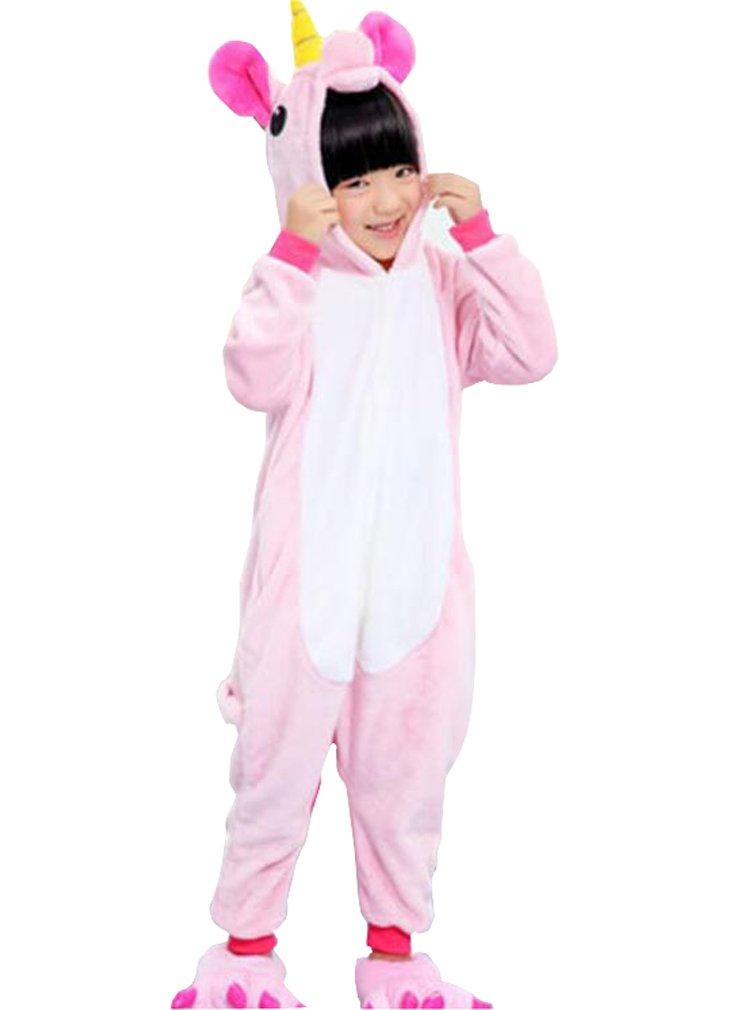 Kid's Halloween Cosplay Costume Kigurumi Pajamas CLOHO