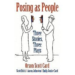 Posing as People