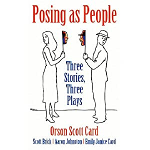 Posing as People Audiobook