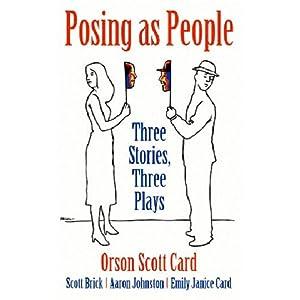 Posing as People Audiobook