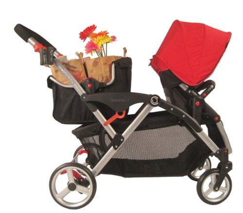 Contours Stroller Shopping - Contour Tandem Double Stroller