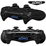2x Playstation 4 Pair of Controller Button Icon Light Bar Decals