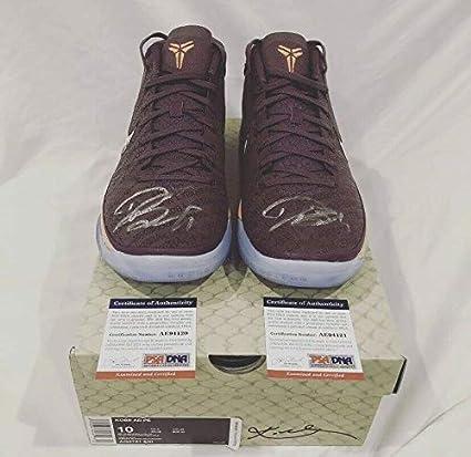 size 40 84ce7 1a3ad Devin Booker Autographed Signed Memorabilia Nike Kobe Ad Pe ...