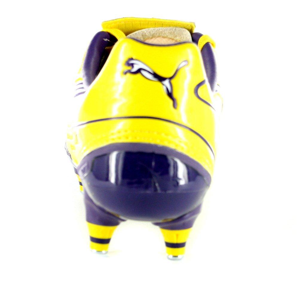 Puma V1.11 SG  Herren Fußballschuh Fußballschuh Herren   Cleats - Gelb c05f99