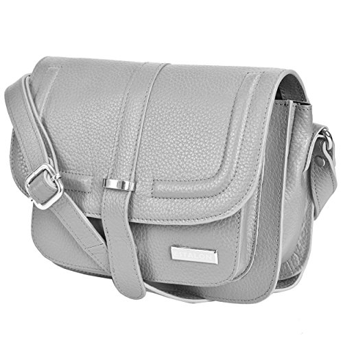 Leather Body Bag - 7