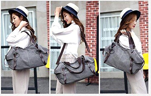 Bags Fansela Women Khaki Shoulder Canvas New TM Crossbody Hobo Handbag F8aqFOw