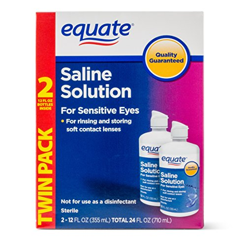 Equate Saline Solution for