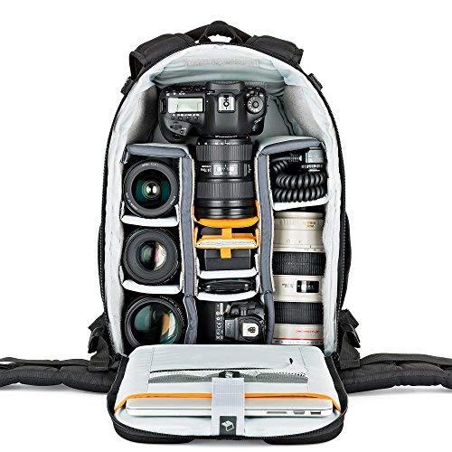 Lowepro Flipside 400 AW II Camera Backpack - Mica/Camo by Lowepro