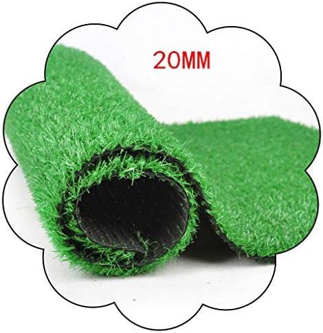 XEWNEG 20ミリメートルの合成人工芝、バルコニー/中庭/犬小屋/屋外の装飾、多目的芝生の暗号化耐引裂性防湿、 (Size : 2x1.5M)