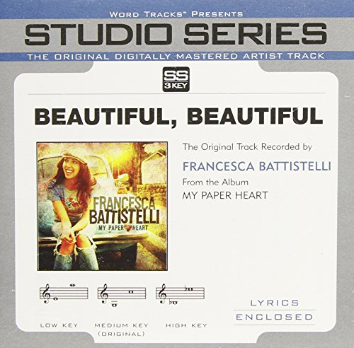 Beautiful, Beautiful - Ss3 CD Trax