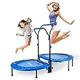 Best Rebounder Trampoline With Adjustable - Merax. Kids Mini Trampoline Parent-Child Trampoline with Adjustable Review