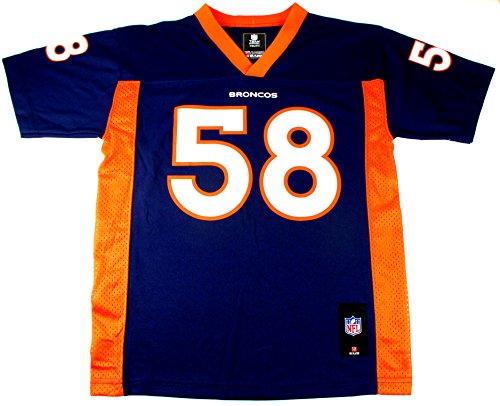 Broncos Custom Jersey - 6