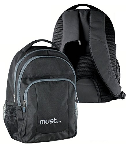 000579130 Ταβlet Black Backpack Case Omicron Diakakis with Must 39X27X17 SxAwqUZ1