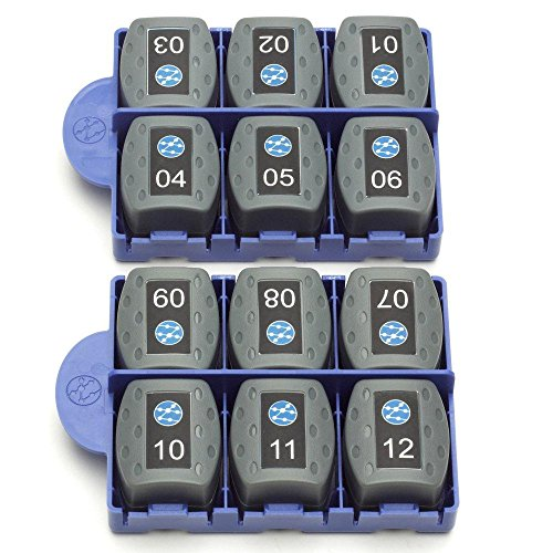 Ideal 158050 VDV II RJ-45 Remotes 1-12 Accessory Pack