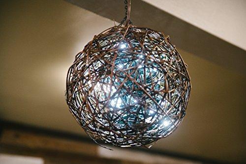 18 Globe Pendant Light