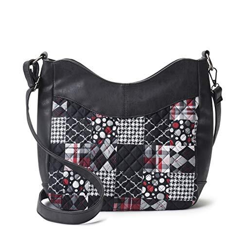 Donna Sharp Michelle Hobo Handbag in (Donna Sharp Quilted Handbags)