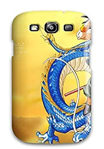 Fashionable Style Case Cover Skin For Galaxy S3- Dragon Ball Gt