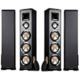 BIC Acoustech PL-980L-PL-980R 3-way Floor Speakers - ONE PAIR