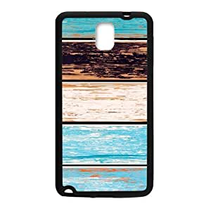 Canting_Good,wood, Custom Case for Samsung Galaxy Note 3 (Laser Technology)
