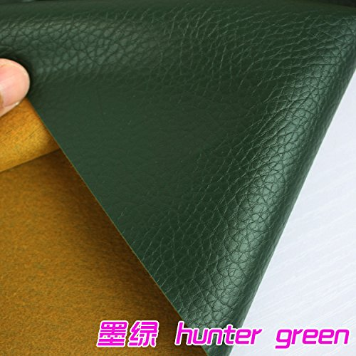 Big Lychee Pattern PU Leather Faux Leather Fabric Sewing Synthetic leather Upholstery Car Interior Seat Cushion Imitation Leather 54