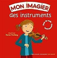 Mon imagier des instruments par Isabelle Aboulker