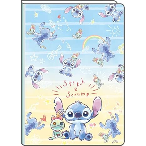 Amazon.com : Delfino Disney Stitch 2019 Monthly Schedule ...