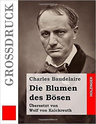 Book Die Blumen des Bösen (Großdruck): (Auswahl)