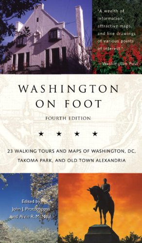 Washington on Foot, Fourth Edition