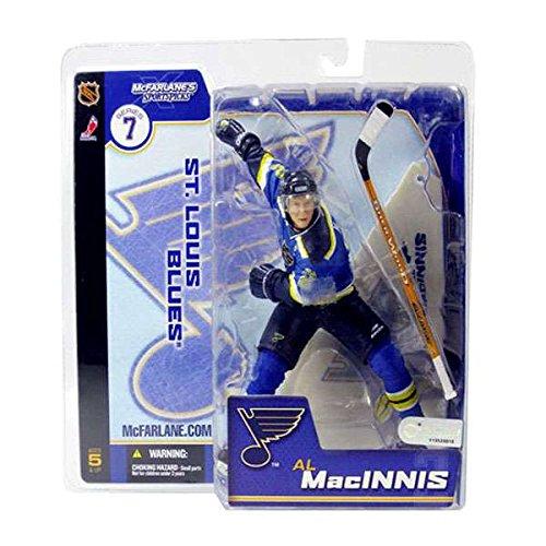 McFarlane Toys NHL Sports Picks Series 7 Al Macinnis Action Figure ()