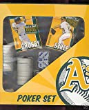 2006 Oakland Athletics A's Poker Complete set SGA FACT
