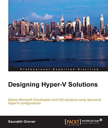 Download Designing Hyper-V Solutions Pdf