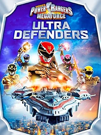 Amazon com: Power Rangers Megaforce: Ultra Defenders [DVD