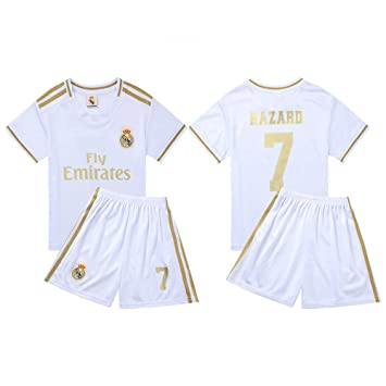 SDSPORT World Cup Kidss Football Wear Jersey Sets Madrid NO ...