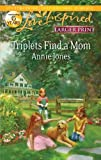 Triplets Find a Mom, Annie Jones, 0373816081