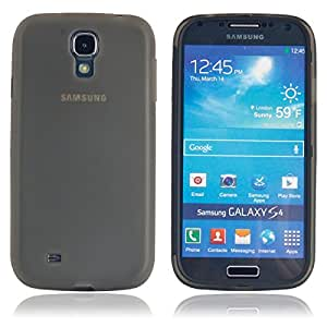 Mzamzi - gran valor tpu protective case with pc front cover for samsung s4/i9500 transparent black