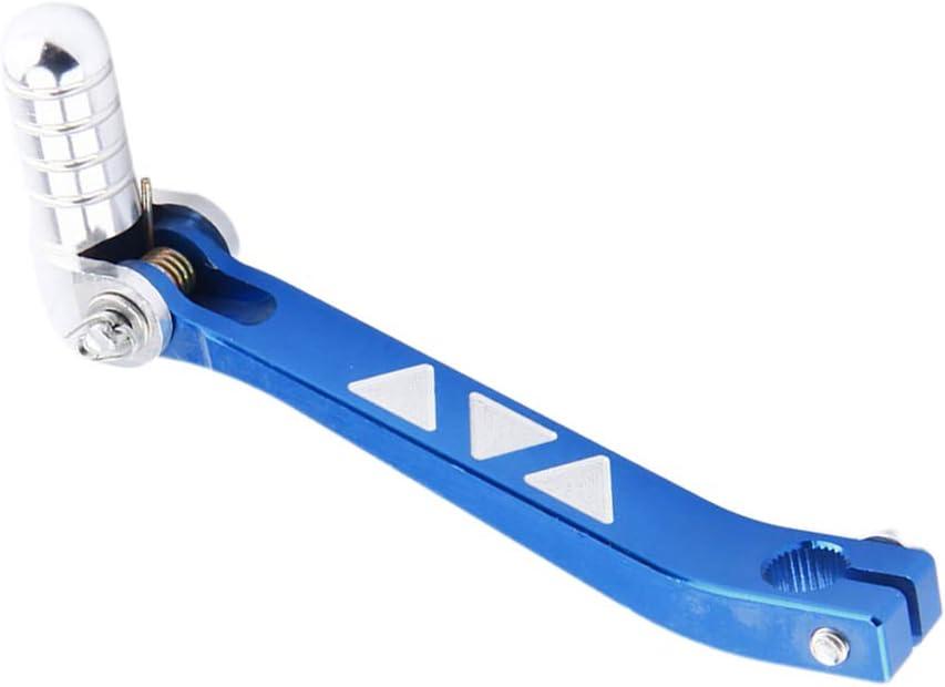 145 mm L/änge KESOTO Universal Schalthebel Schaltpedal f/ür 110cc 125cc Dirt Bike Pitbike Blau